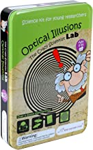 The Purple Cow - Science Kit for Kids - Optical Illusions Science Kit, Experiment, STEM Educational Games for Boys & Girls, Aged 6-12, with Instructions