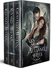 Blood Alliance Volume One: A Dystopian Vampire and Shifter Paranormal Romance Boxed Set