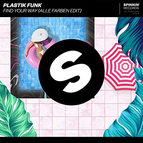 Find Your Way (Alle Farben Radio Edit) de Plastik Funk en Amazon ...