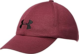 Under Armour Women's UA Renegade Cap, Purple (Level Purple/Black), One Size