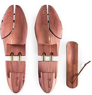 Schuhspanner 39-46 Zedernholz Schuhdehner Schuhweiter Schuhformer Echtholz Holz