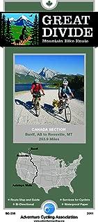 Great Divide Mountain Bike Route - Canada: Banff, Alberta - Roosville, Montana - 254 miles