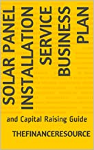 solar panel installation business plan