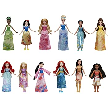 Ariel/' 11 Inch Assorted Doll Toy Cinderella Disney Princess /'Belle Snow White