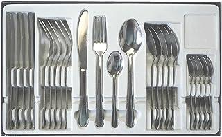 Juego De Cubiertos Stainless Steel 16, 24, 40 Piezas Incluye Cuchillo, Tenedores,