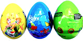 Disney Frozen, Finding Dory & Ninja Turtles Easter Hunting Eggs with Candy