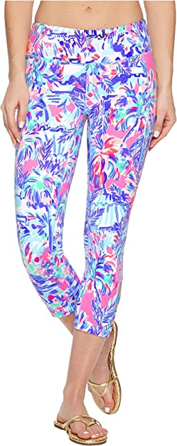 Lilly Pulitzer - UPF 50+ Luxletic Weekender Cropped Legging