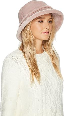 UGG - Waterproof Sheepskin Bucket Hat
