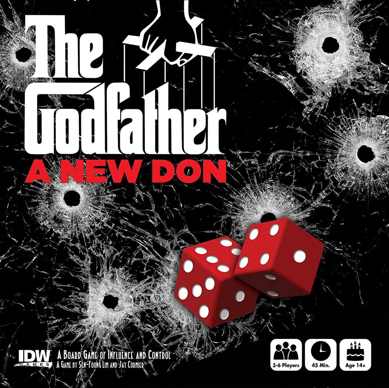 Godfather Don Board Game B01FFEHXPK Spielzeug mit kindlichen Herzen herstellen | Moderne und stilvolle Mode