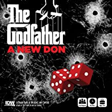 Godfather A New Don Board Game