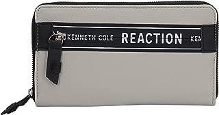 Reaction Kenneth Cole Zip Around Organizer Wallet
