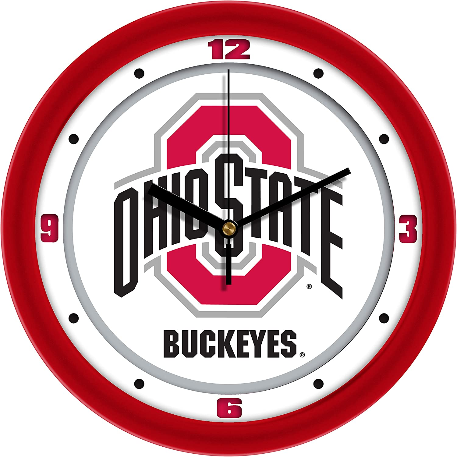 Special price SunTime New life Ohio State Buckeyes - Traditional Wall Clock