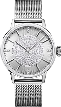 JBW Watch Display and Strap J6339C_Silver