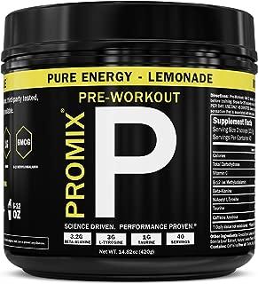 ProMix Nutrition Pre-Workout, Lemonade