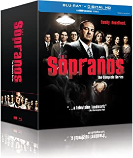 The Sopranos: The Complete Series