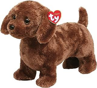 Ty Classic Plush Frank - Dachscund Dog