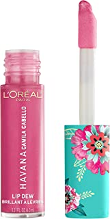 L'Oreal Paris Cosmetics X Camila Cabello Havana Lip Dew, Camila, 0.21 Fluid Ounce