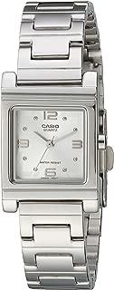 Women's LTP1237D-7A Analog Quartz Silver Watch