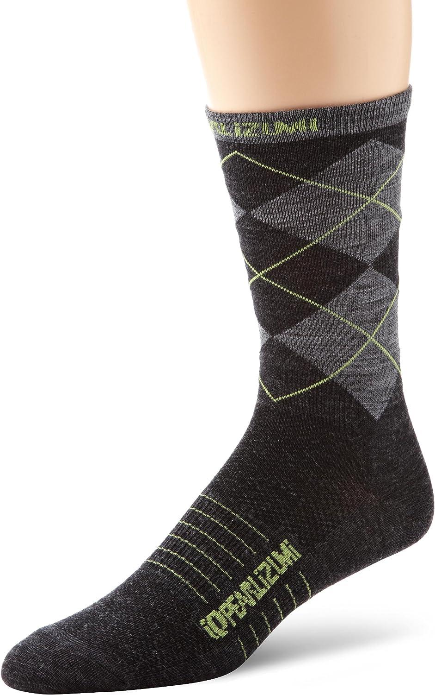 Pearl Izumi S10-S12 Men's Elite Tall Wool Sock