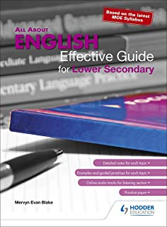 All About English: Effective Guide for Lower Secondary