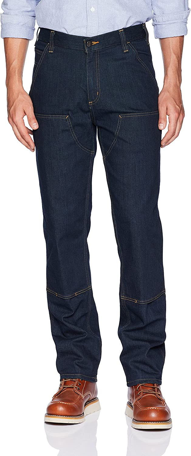 Carhartt Men's Sale item Rugged Flex Relaxed Jean Max 64% OFF Utility Double-Front Fit