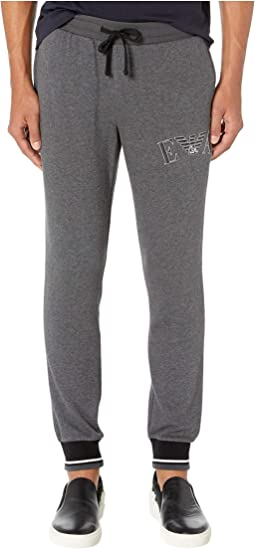 a3d4818f58281 Men's Elastic Gray Pants + FREE SHIPPING | Clothing | Zappos.com