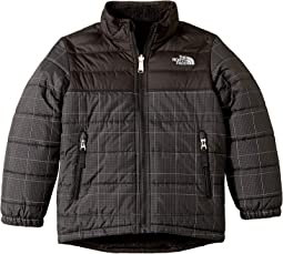 TNF Black Reflective Grid