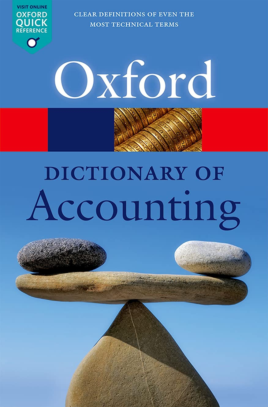メロン今後オリエンテーションA Dictionary of Accounting (Oxford Quick Reference) (English Edition)