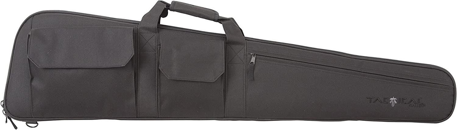 Allen Company 10803 Watchdog Tactical Shotgun Case, Black, 44Inch