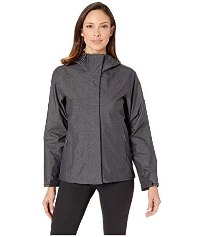 The North Face Venture 2 Jacket (TNF Dark Grey Heather/Asphalt Grey) Women