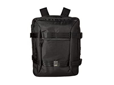 Chrome Travel Pack (All Black) Bags