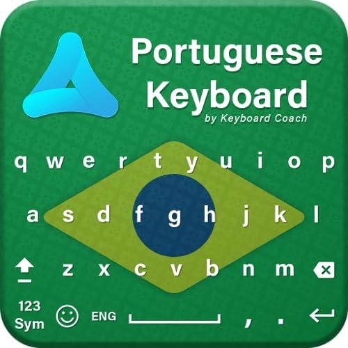 Portuguese Keyboard 2019: Portuguese Language