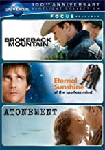 Focus Features Spotlight Collection: (Brokeback Mountain / Eternal Sunshine of the Spotless Mind / Atonement)