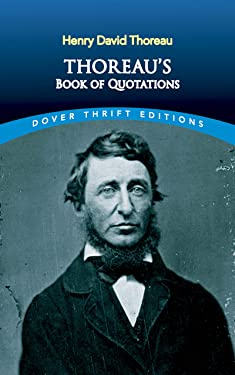 Thoreau's Book of Quotations (Dover Thrift Editions)