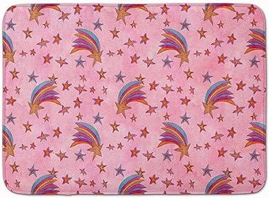 "Caroline's Treasures Floor Mat, BB7548RUG, Multicolor, 19"" H x 27"" W"
