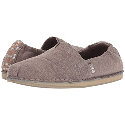 BOBS from SKECHERS Bobs Chill Bohemian Alley (Dark Taupe) Women