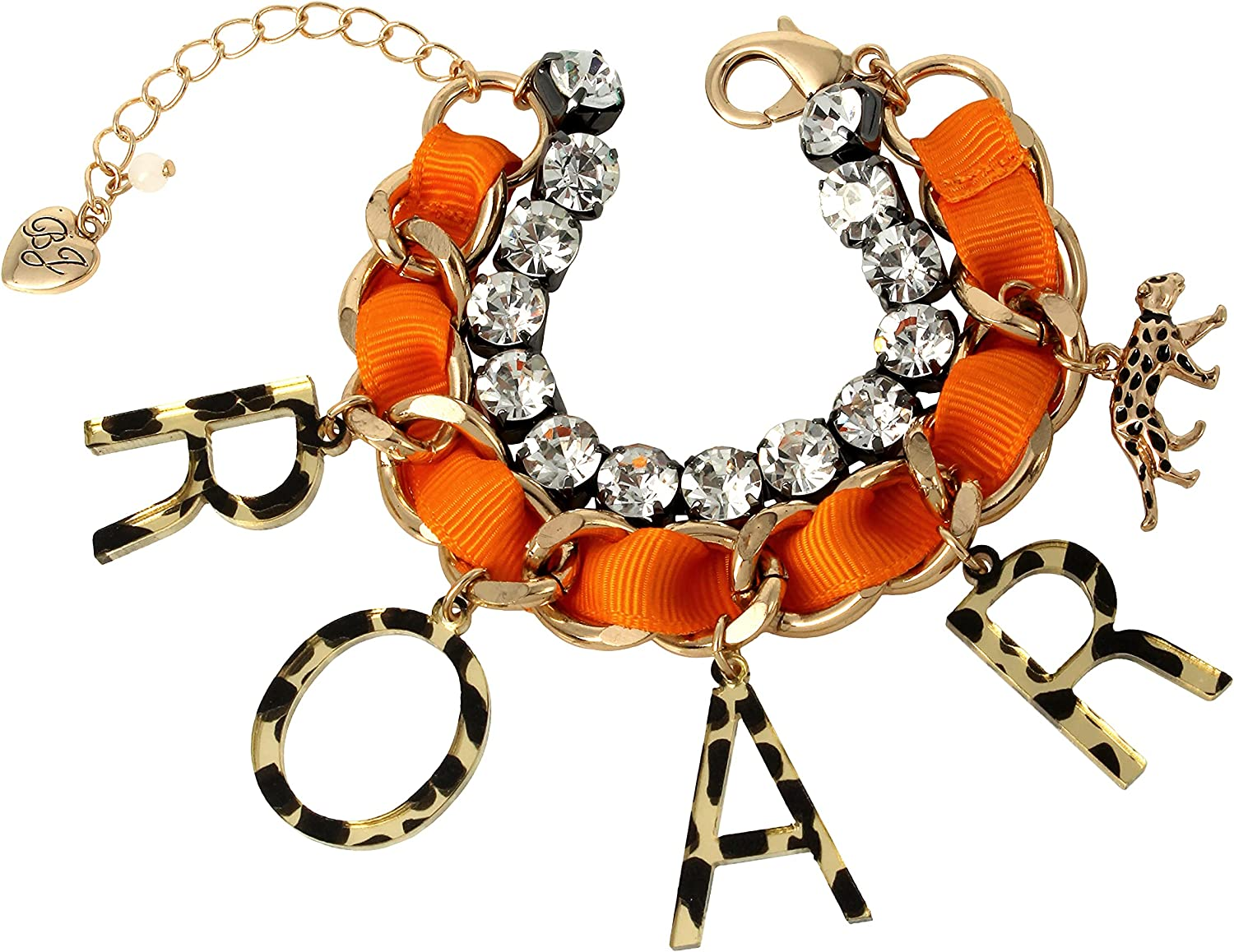 Financial sales sale Betsey Max 87% OFF Johnson Roar Toggle Necklace