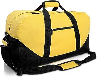 9299b49f8dd1 Amazon.com  Yellows - Travel Duffels   Luggage   Travel Gear ...