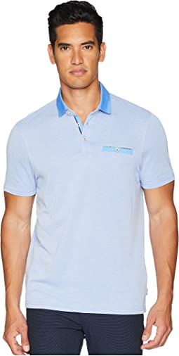 Ted Baker Mikey Short Sleeve Polo