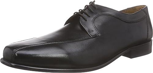Manz Coll Ago - zapatos de Cordones Derby Hombre