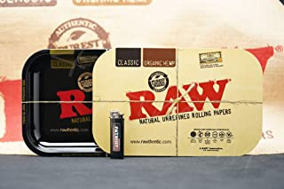 Bundle - 3 Items - Raw Black Gold Tray (7