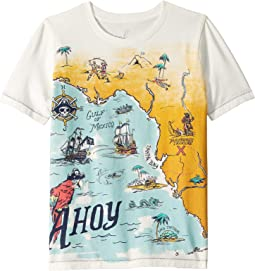 Pirate Map Tee (Toddler/Little Kids/Big Kids)