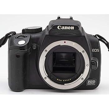 Canon EOS 350D - Cámara Réflex Digital 8 MP (Cuerpo): Amazon.es ...