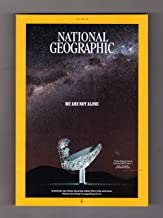 NATIONAL GEOGRAPHIC Magazine March 2019 WE ARE NOT ALONE