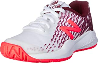 New Balance Girls 996v3 Tennis Shoes, Oxblood