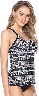 Women's Tankini Swimsuits Modest 2 Piece Swimwear Set