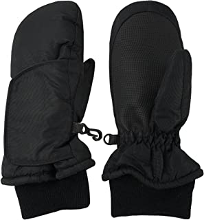 Kids Easy-On Wrap Waterproof Thinsulate Warm Winter Snow Mitten