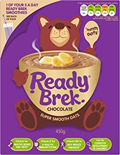 Weetabix - Ready Brek - Super Smooth Porridge - Chocolate - 450g