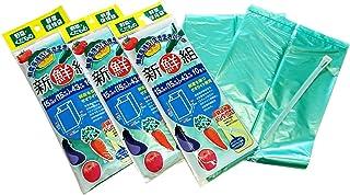 ワタナベ工業 鮮度保持袋 新鮮組 10枚入り×3個パック 603254