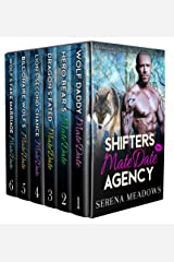 Shifters MateDate Agency: (A Paranormal Dating Agency Romance Series) Kindle Edition